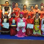 Foto bersama seluruh dosen Bahasa Mandarin Institute