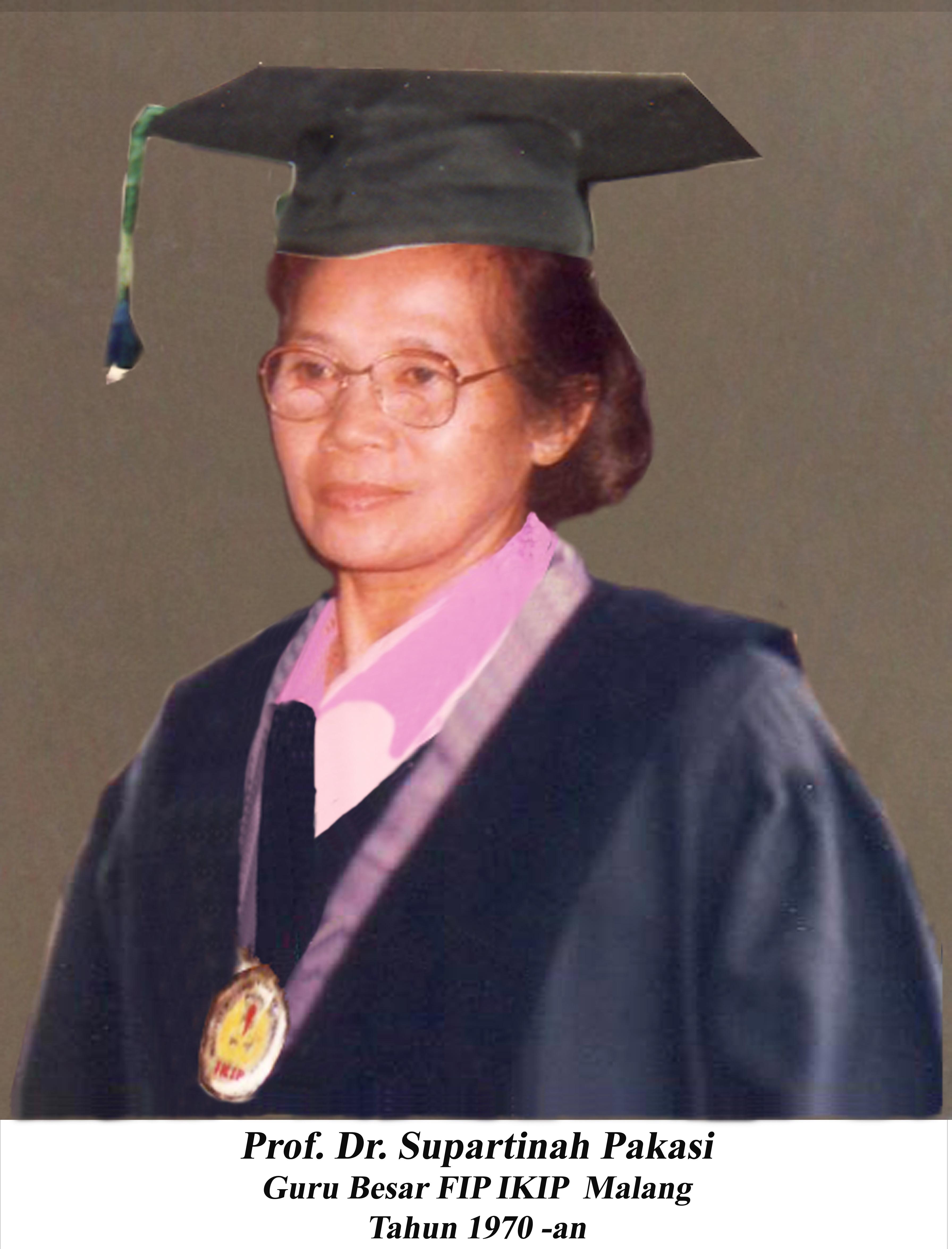 Prof. Dr. Supartinah Pakasi