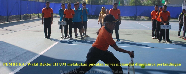 WR III, Dr. Syamsul Hadi, M.Pd., M.Ed