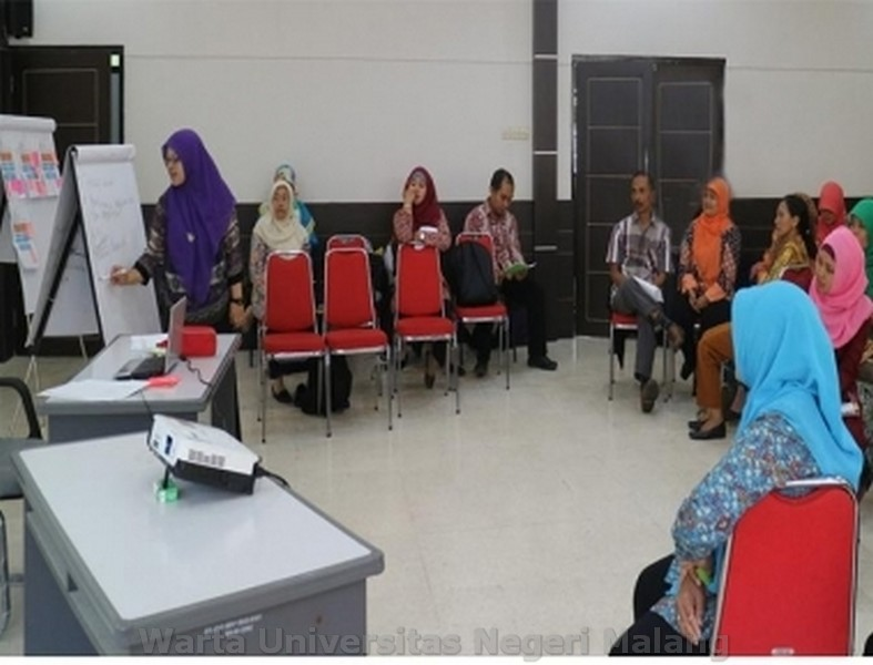 Peserta Workshop Lesson Study LP3 Um