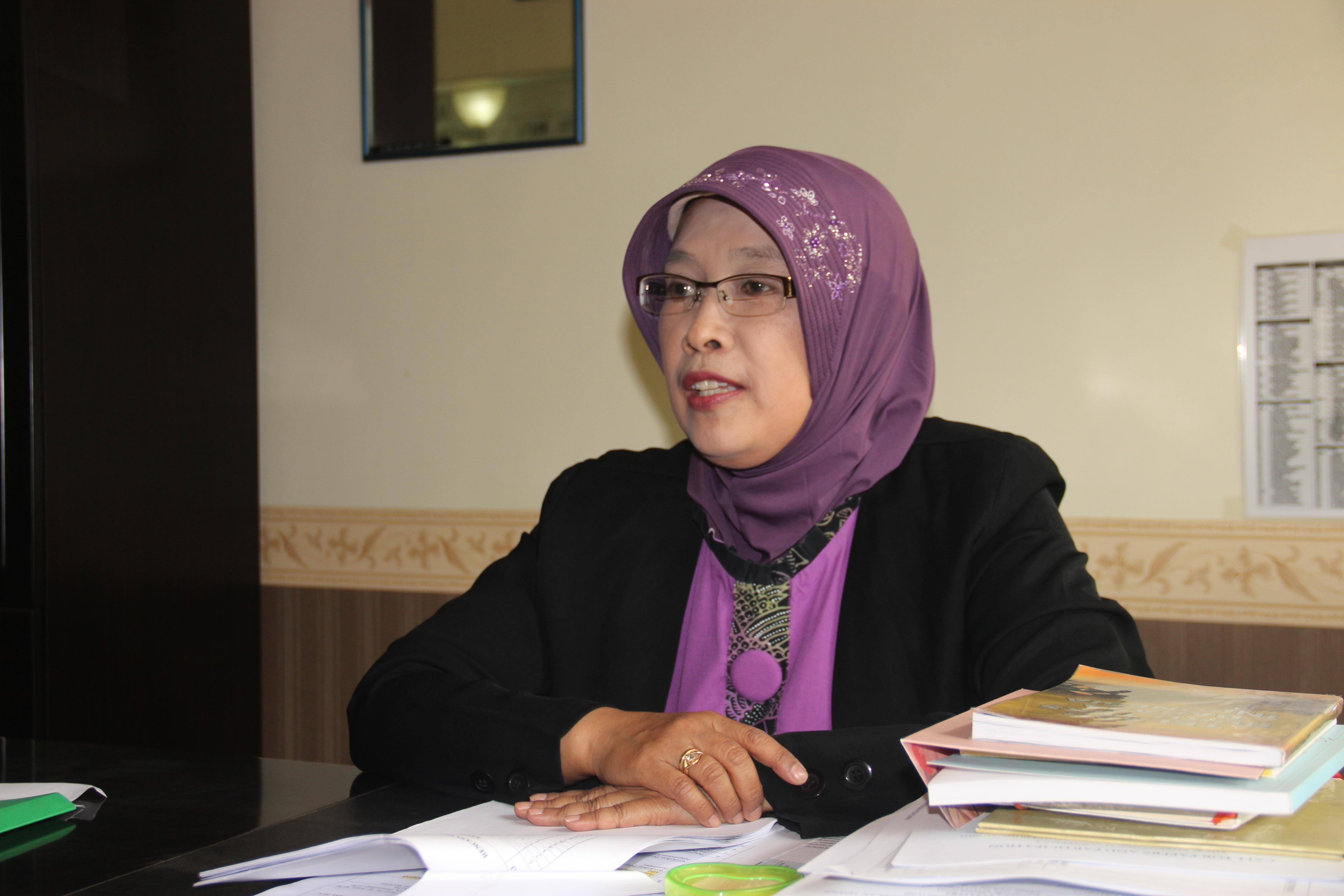 Wakil Dekan I FS UM, Dr. Primardiana HW. M.Pd