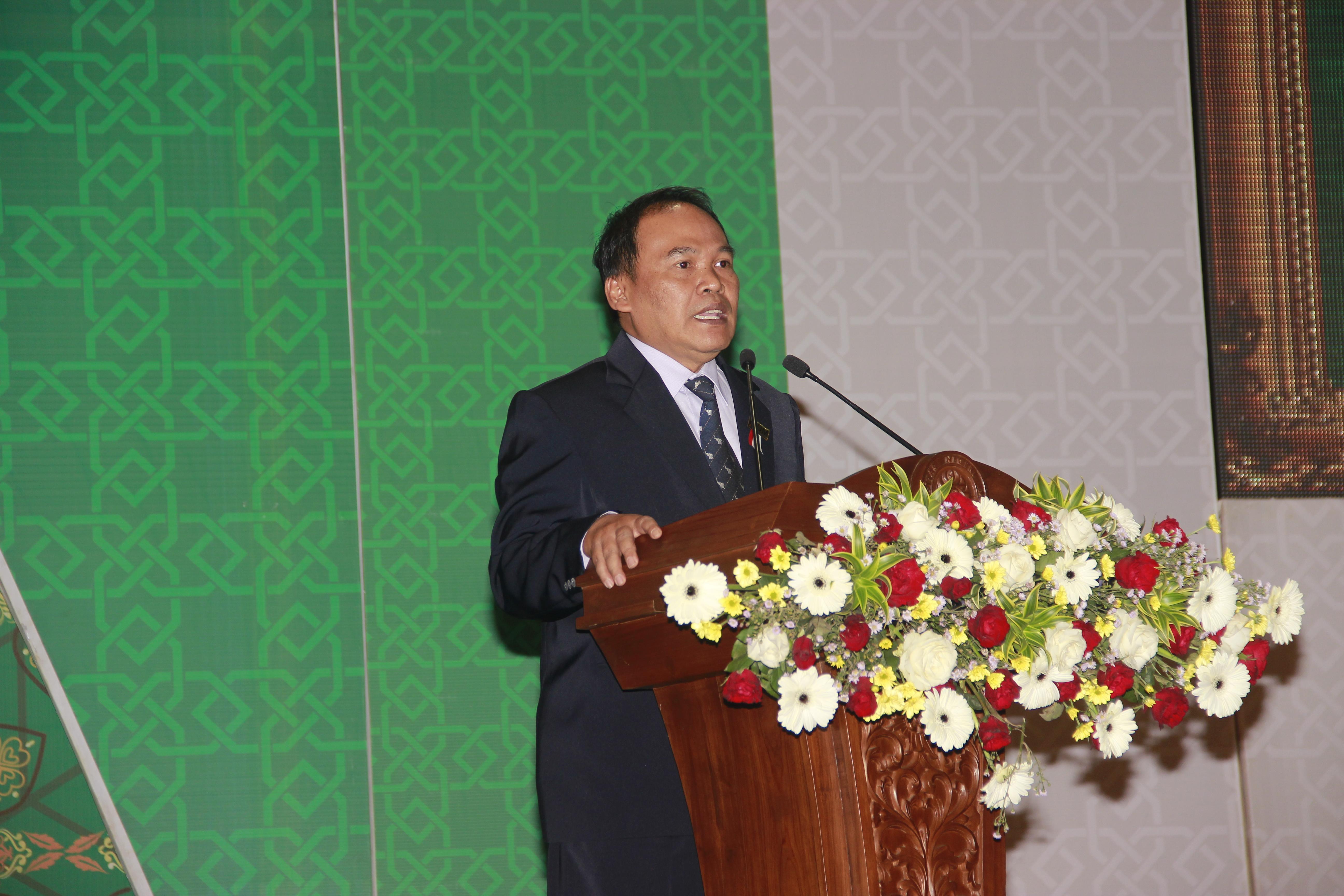 Rektor UM, Prof AH. Rofi'uddin, M.Pd