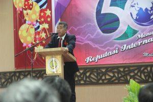 Dekan Fakultas Teknik UM, Dr. Andoko, S.T., M.T.