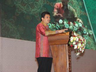 Prof. Dr. Ali Ghufron Mukti (Dirjen Sumber Daya Iptek dan Dikti Kemenristekdikti)