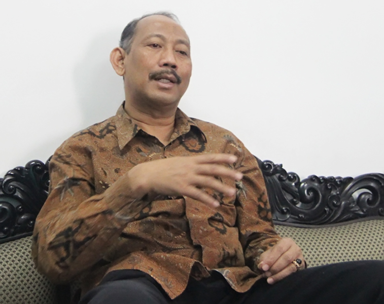Prof. Dr. Wahjoedi, M.E.