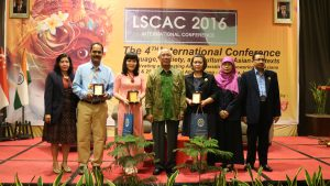 The 4th International Conference on Language, Society, and Culture in Asian Contexts Atria Hotel , Malang